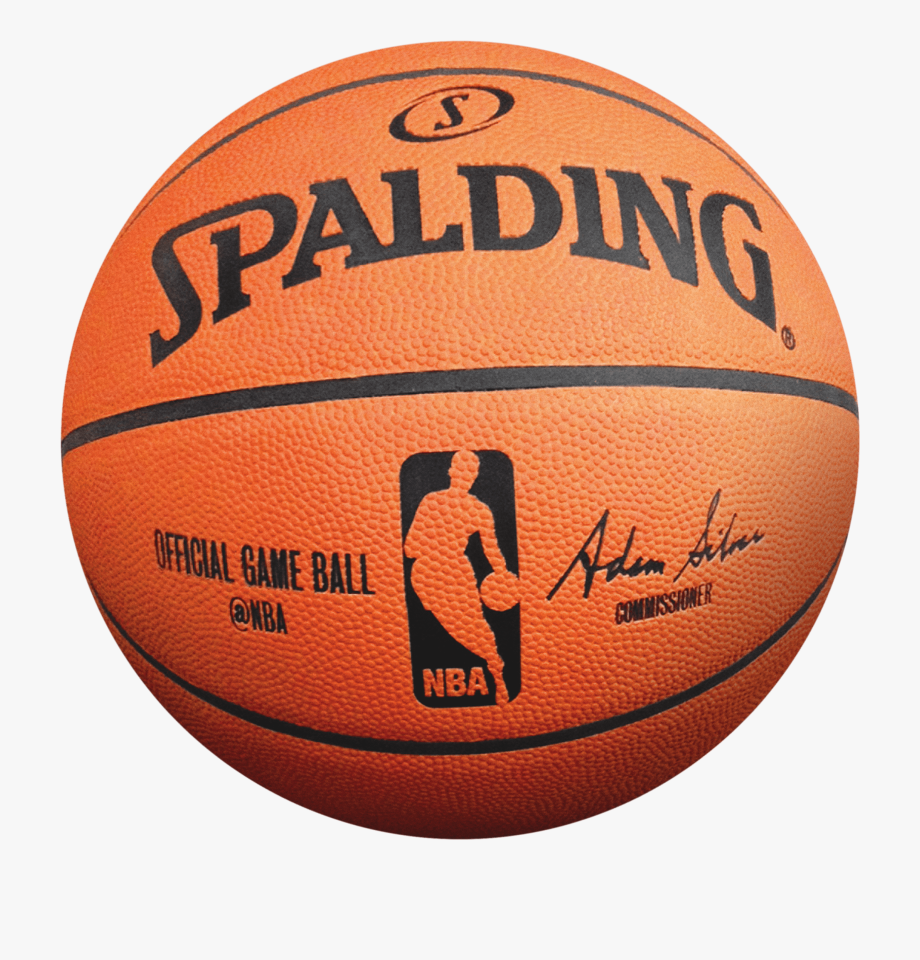 Spalding Basketball Png.