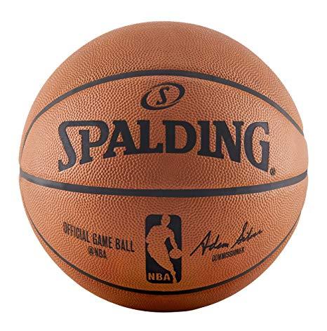 Spalding NBA Official Game Basketball: Amazon.co.uk: Sports.