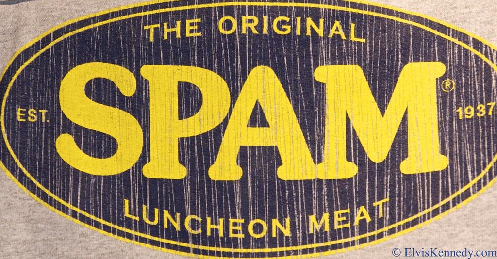 Spam Logo.