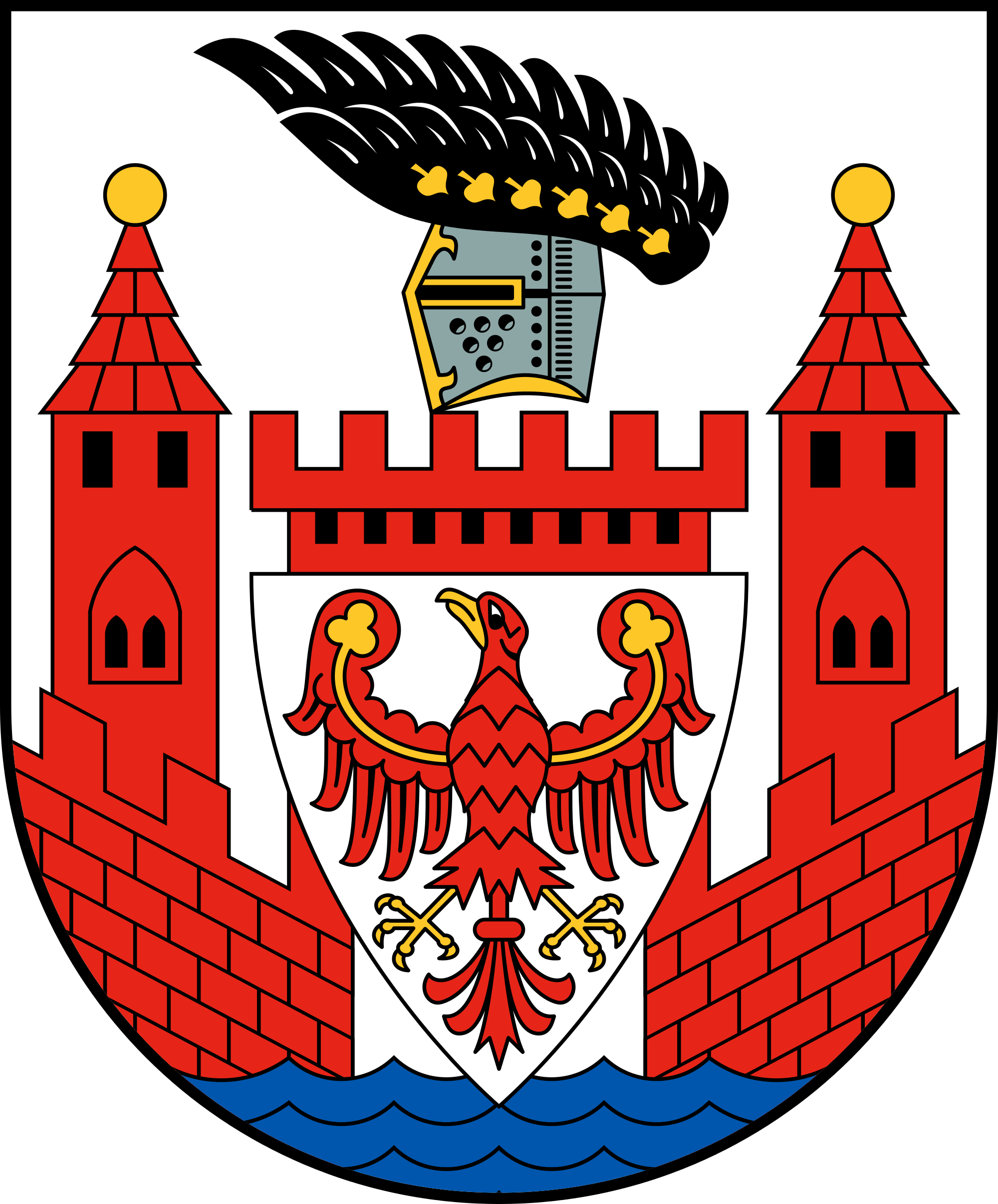 File:Emblem of borough Spandau.svg.