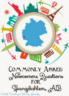 Commonly Asked Newcomers Questions for Spangdahlem, AB.