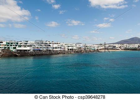 Bilder von Spanien, blanca, Lanzarote, kanarienvogel, playa, Insel.