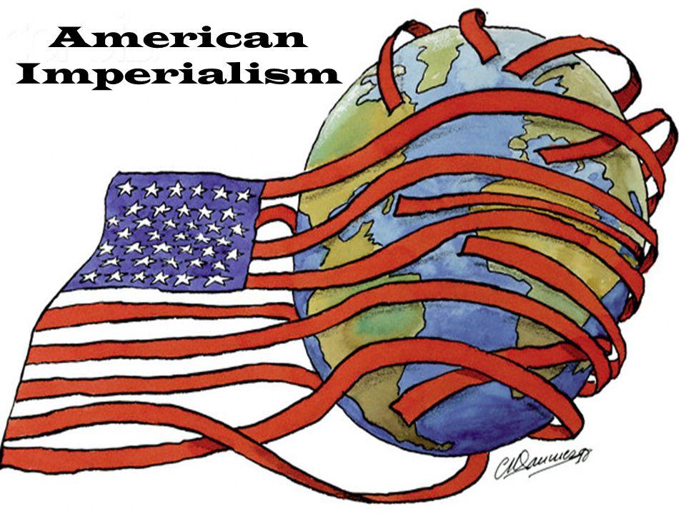 American Imperialism. Spanish.