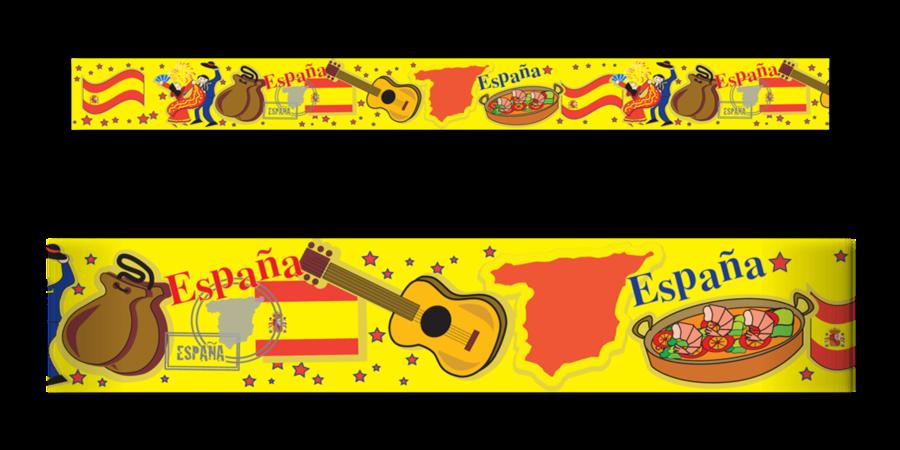 Border: Spanish.