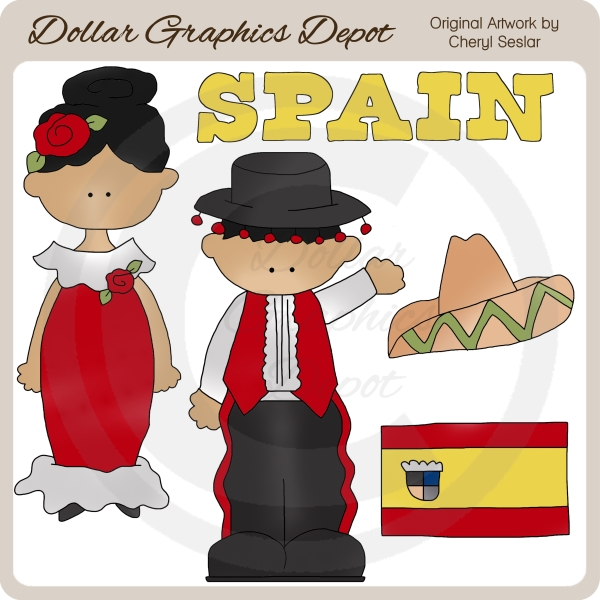 Spanish Kids.