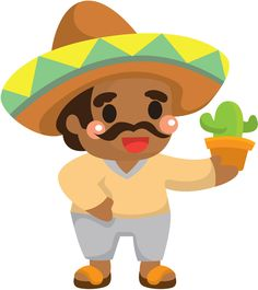 38 Best spanish clipart images in 2016.