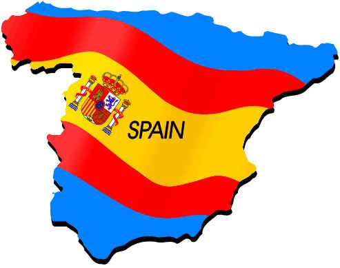 5 spanish clip art free..