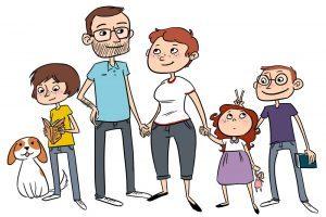 Spanish family clipart 2 » Clipart Portal.