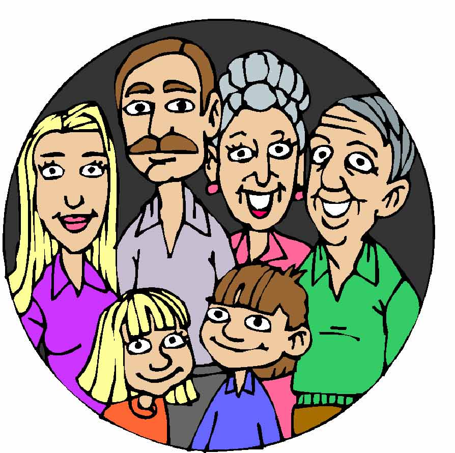 Free Picture Of Family Members, Download Free Clip Art, Free.