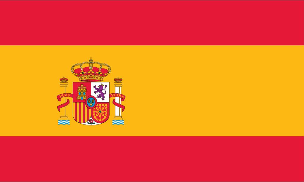 Spanish flag clipart 2 » Clipart Station.