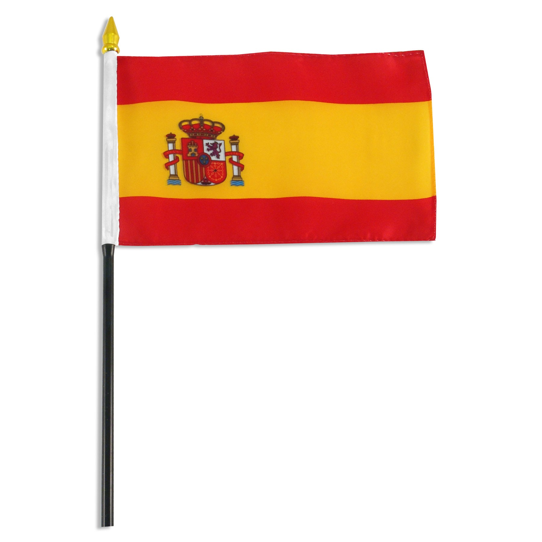Spanish flag clipart 3 » Clipart Station.