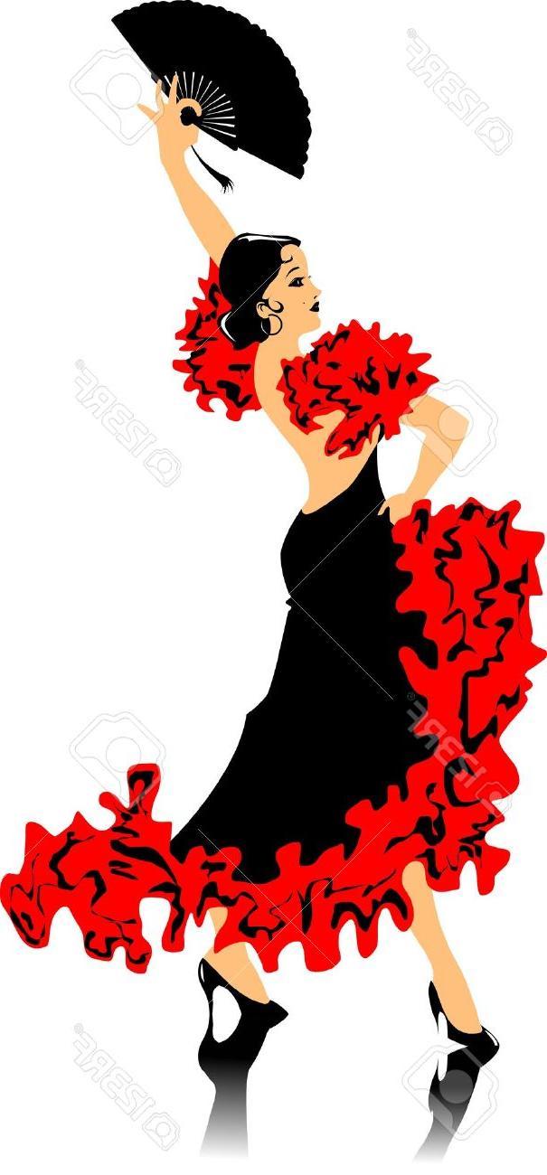 Flamenco Clipart at GetDrawings.com.