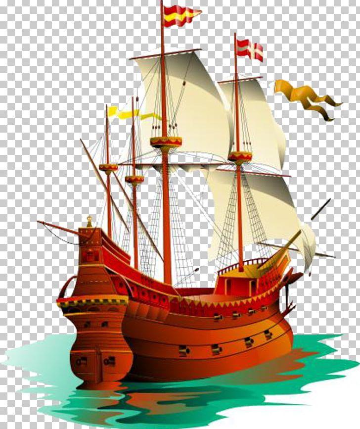 Galleon Sailing Ship Piracy PNG, Clipart, Brig, Brigantine.