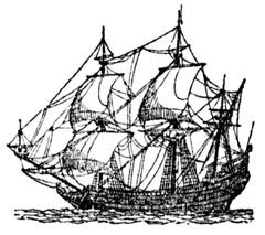 History for Children: FREE FRIDAY — Galleon Clip Art —.
