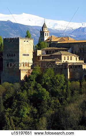 Stock Photography of Spain, Spanish, Monument, Spanish monument.