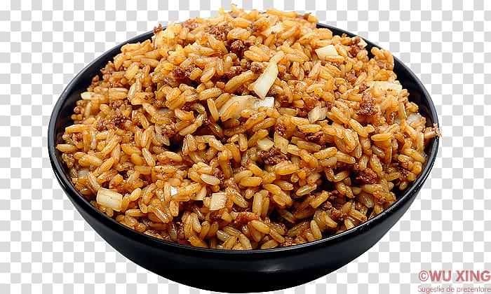Fried rice Pilaf Mujaddara Spanish rice Cuisine of the.