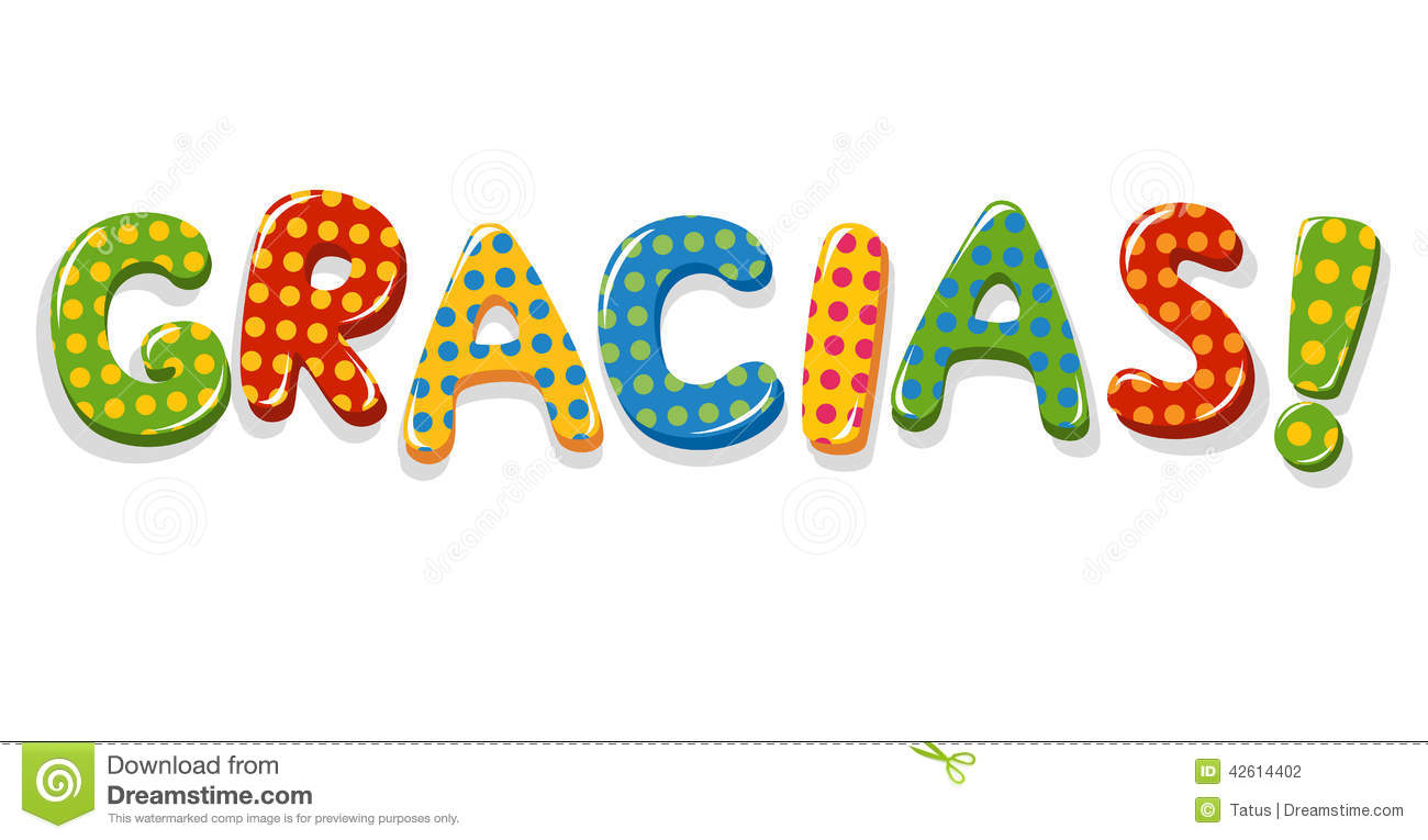 Spanish words clipart » Clipart Station.