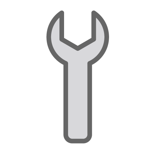 Spanner Icon.