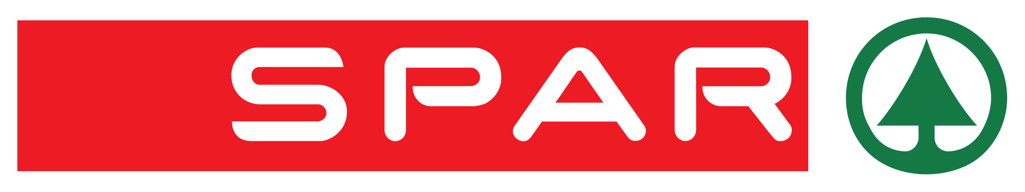Spar Logo transparent PNG.
