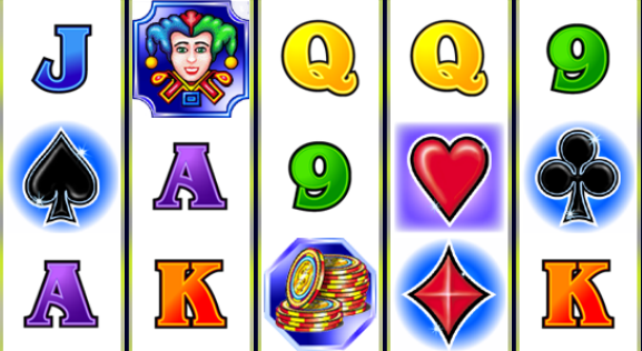 King of Cards slot is Stargames.