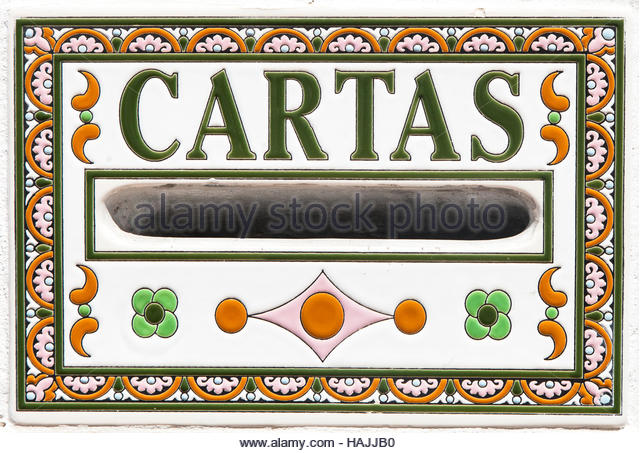 Spanish Letter Box Stock Photos & Spanish Letter Box Stock Images.