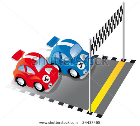 Clip Graphic Character Drivingrace 37338.