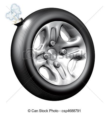 Spare tire Clipart and Stock Illustrations. 746 Spare tire vector.