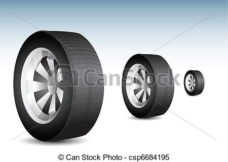 Spare tyre Clipart and Stock Illustrations. 466 Spare tyre vector.