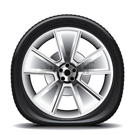 912 Spare Tire Stock Illustrations, Cliparts And Royalty Free.