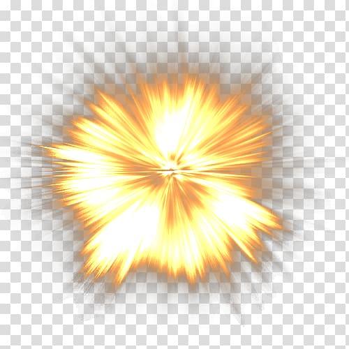 Blasting sparks transparent background PNG clipart.