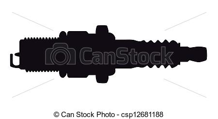 Spark plug Clipart and Stock Illustrations. 1,198 Spark plug.