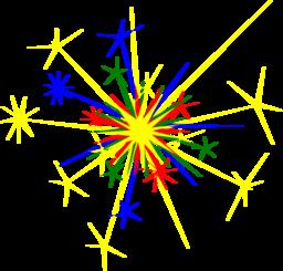 Sparkle Clip Art.