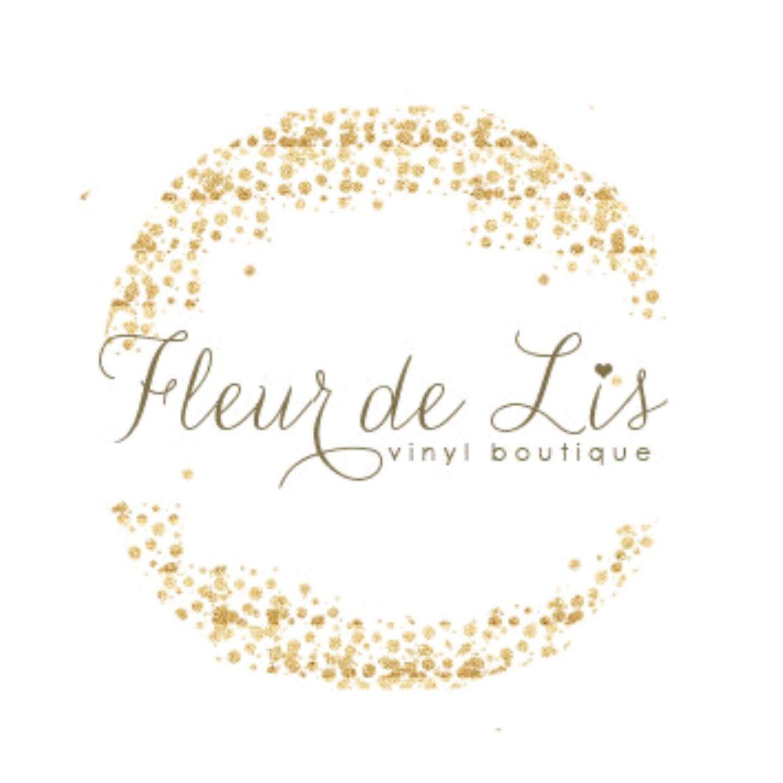 Gold Confetti Logo.