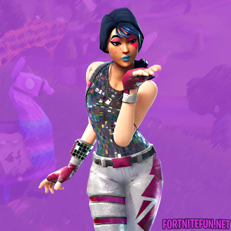 Sparkle Specialist Outfit.