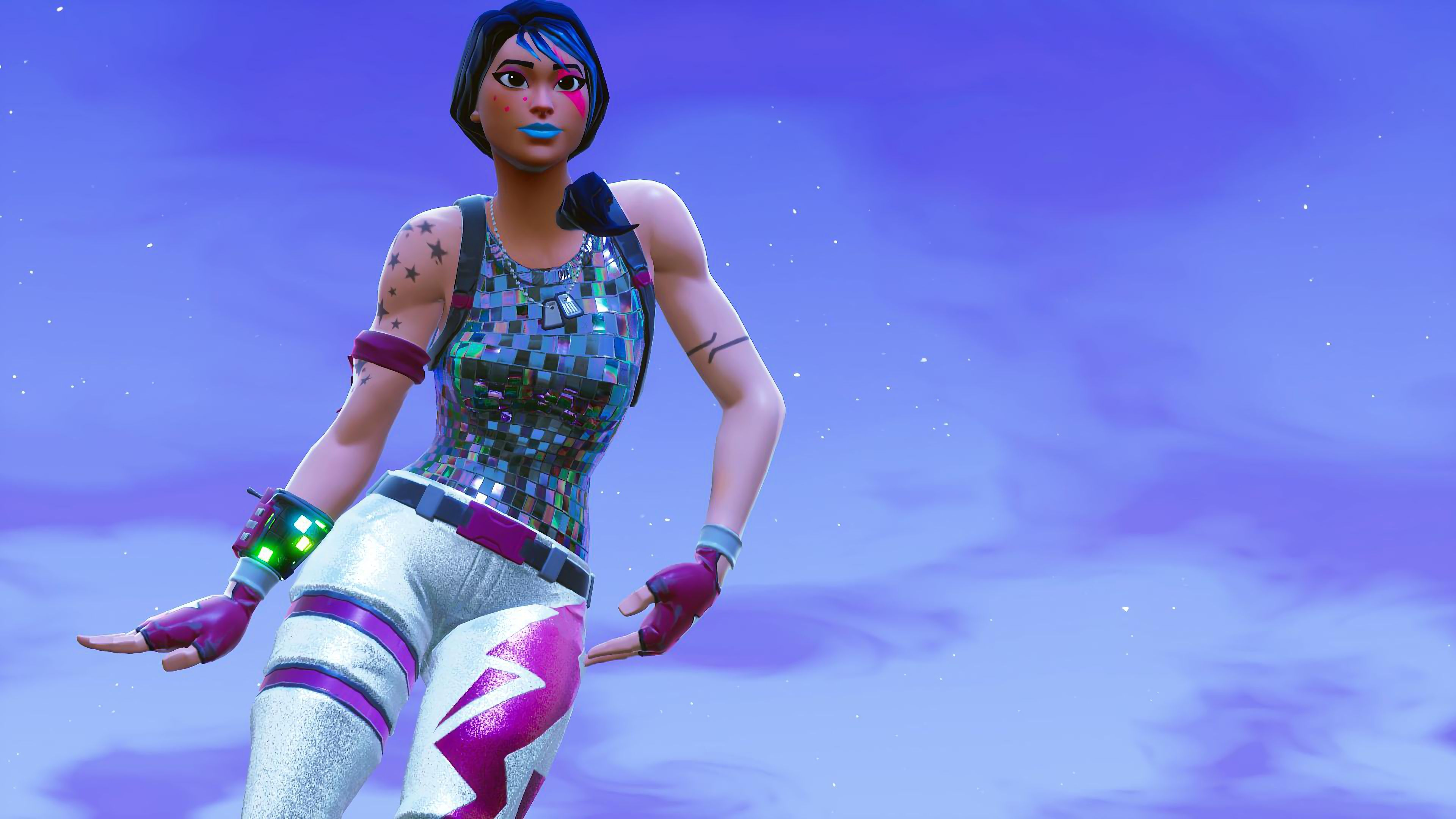 Sparkle Specialist Fortnite Wallpapers.