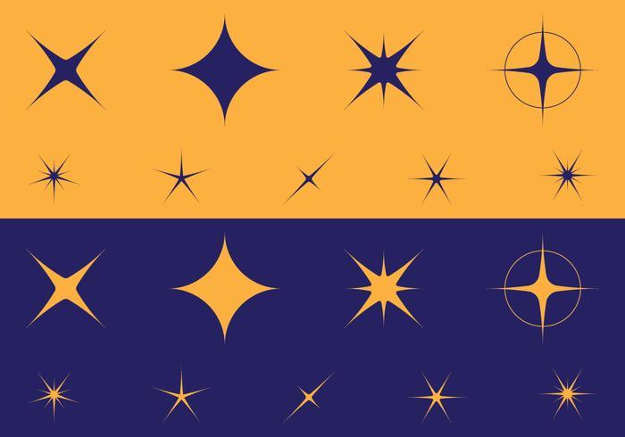 Sparkles Icon.