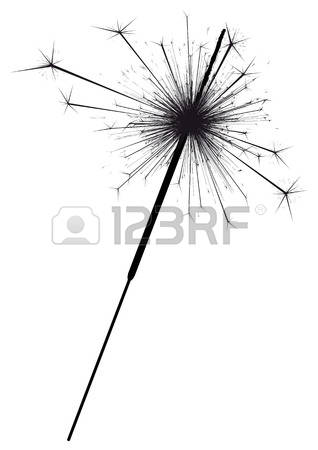 6,017 Sparklers Stock Vector Illustration And Royalty Free.