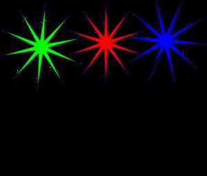 Sparkler Clipart.