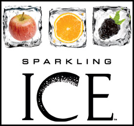 Sparkling Ice Grape Raspberry.