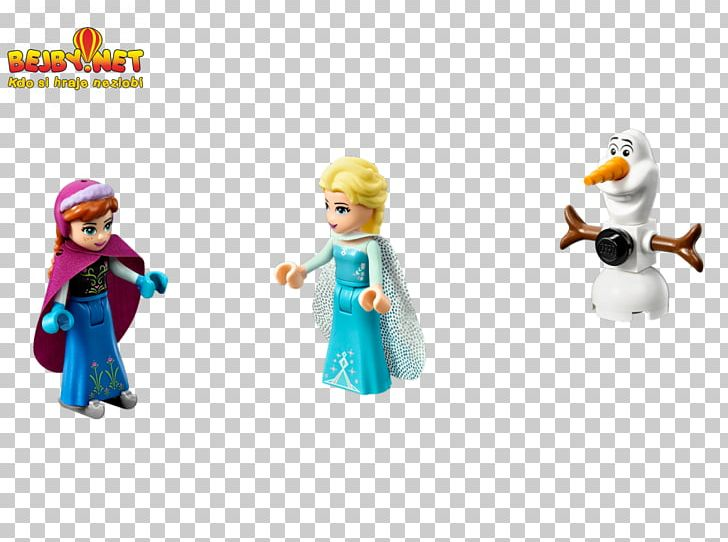 LEGO 41062 Disney Princess Elsa\'s Sparkling Ice Castle Belle.