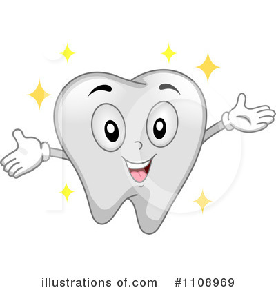 Tooth Clipart #1108969.