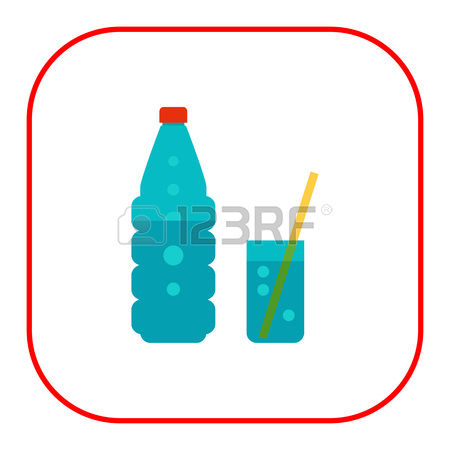 Sparkling Water Stock Vector Illustration And Royalty Free.