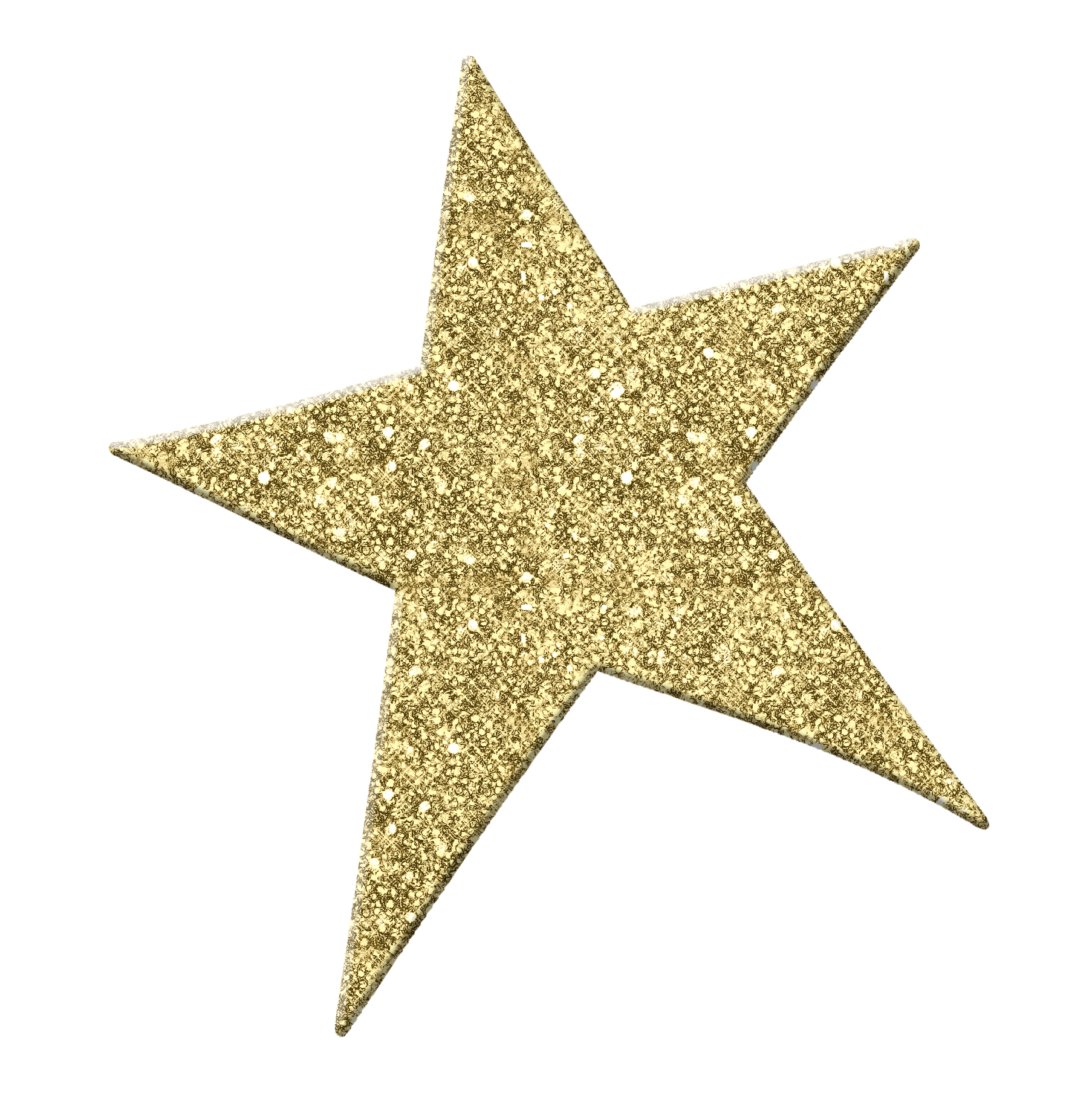 Sparkly gold clipart.