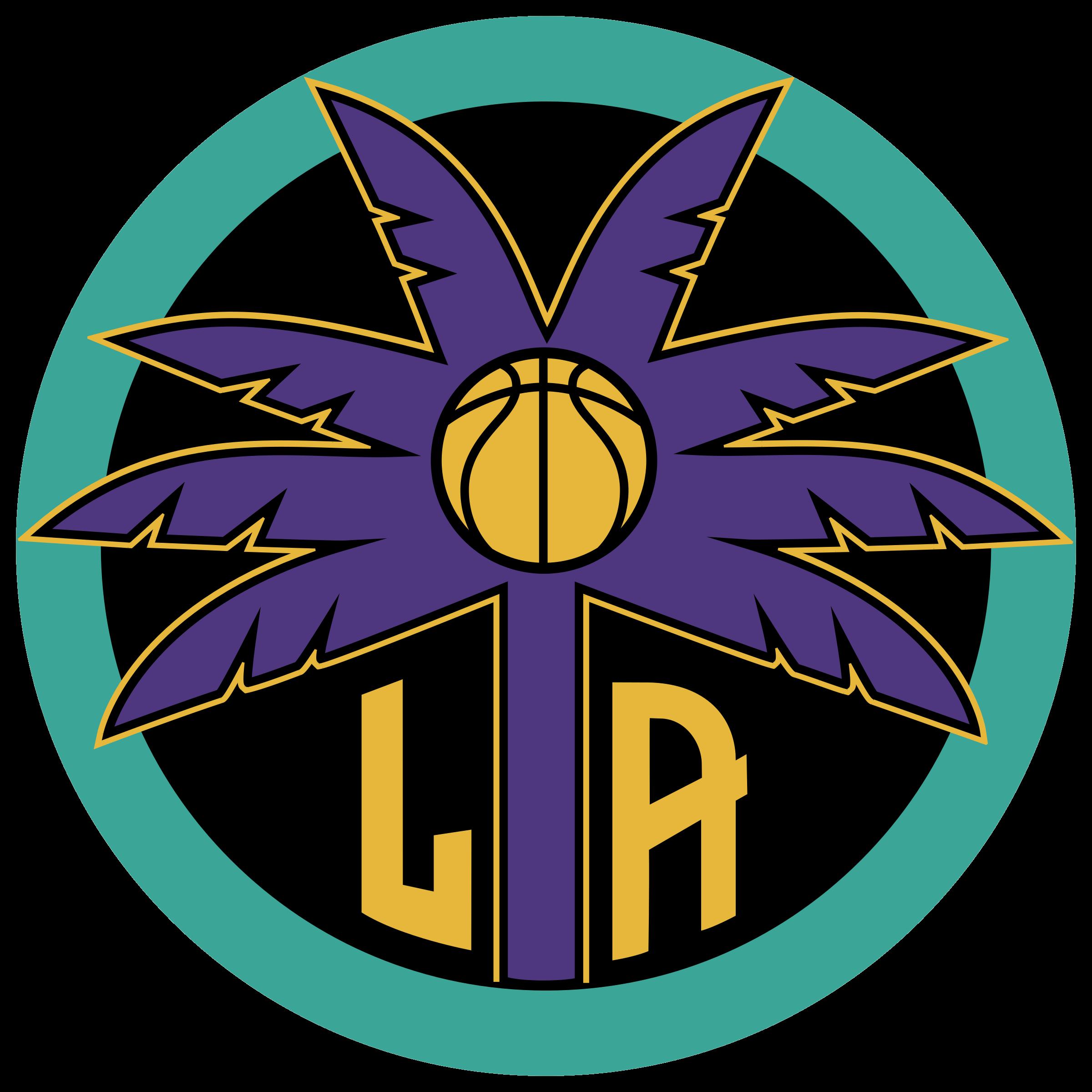Los Angeles Sparks Logo PNG Transparent & SVG Vector.
