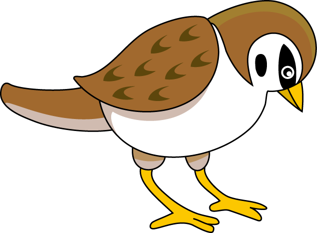 Sparrow clipart png.