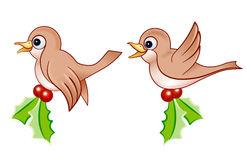 Sparrows. Clip.