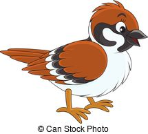 Sparrow Clipart and Stock Illustrations. 3,136 Sparrow vector EPS.