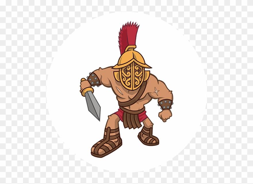 Gladiator Clipart Spartacus.