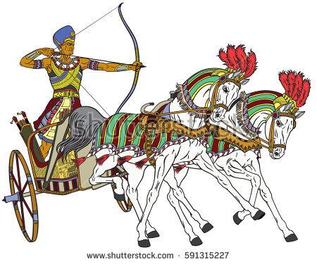 Ancient Chariot Stock Vectors, Images & Vector Art.