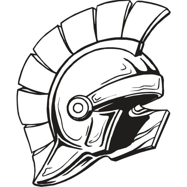 free clipart spartan images.